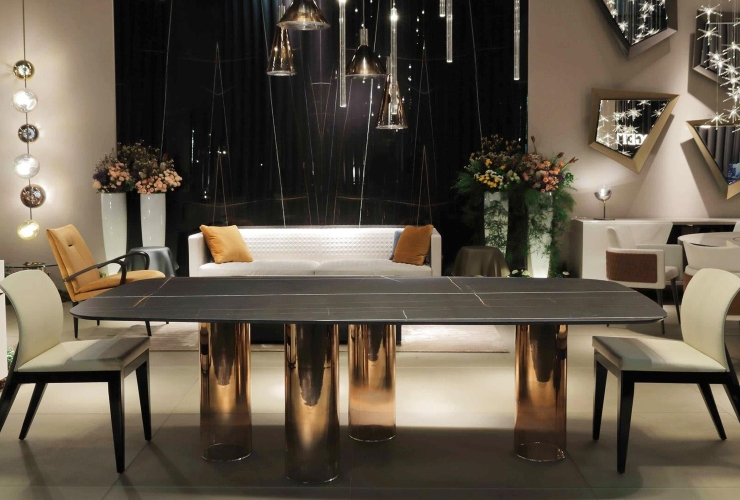 Find The Perfect Modern Dining Table To Your Interior Design Modern Tables