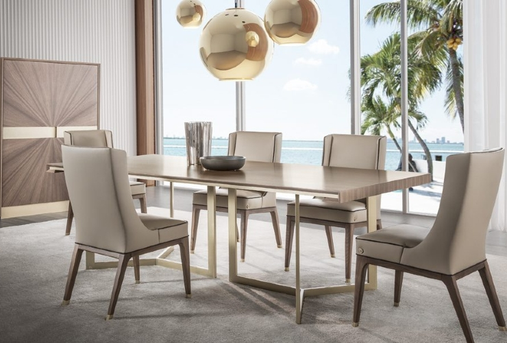 Matteo Nunziati Dining Tables With Legacy